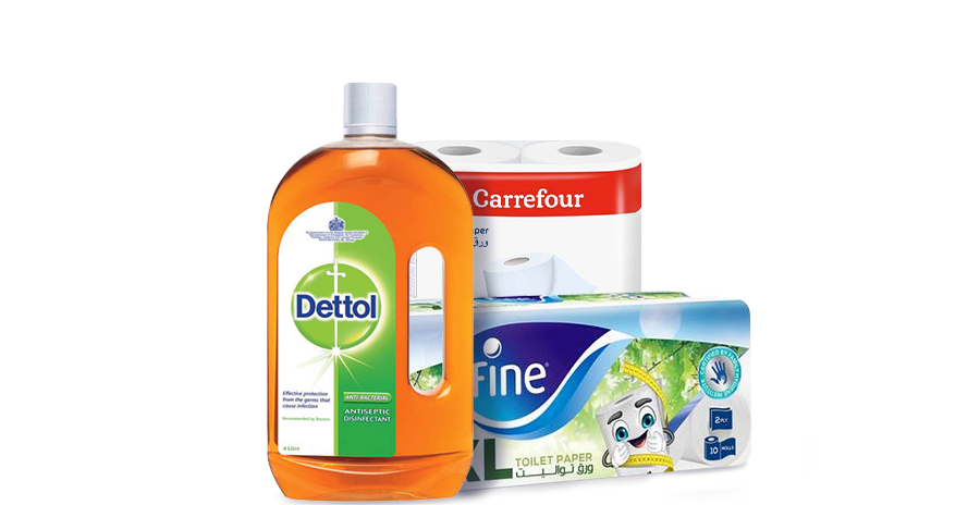 Up to 15% Off Cleaning & Household